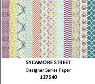 #127540 Sycamore Street Designer Series Paper Pack