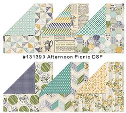 #131390 Afternoon Picnic DSP