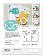 Thinlits Flyer Thumbnail