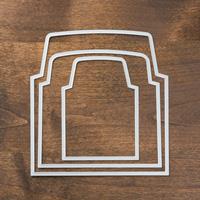 132172 Framelits Envelope Liners