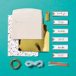Good as Gold Card Kit #133512