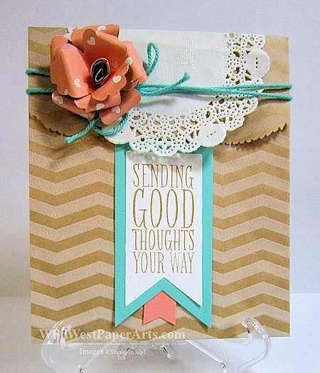 Banner Greetings Gift Bag