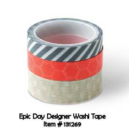 Washi Tape Epic Day #131269