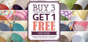 Buy 3 Get 1 Free DSP Banner