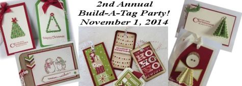 Wild West Paper Arts 2nd Annual Build a Tag Event