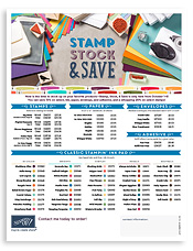 Stamp, Stock & Save Wild West Paper Arts