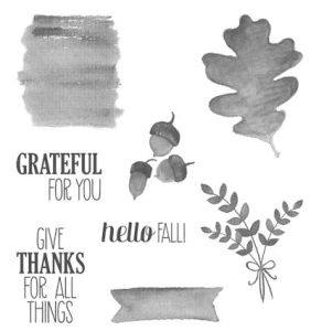 Stampin' Up! For All Things Clear Mount Stamp Set #135155 at Wild West Paper Arts