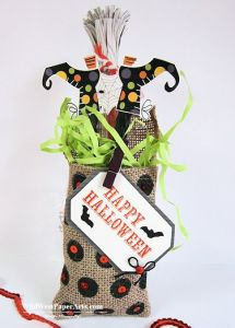 Give Creativity with My Paper Pumpkin and WildWestPaperArts.com