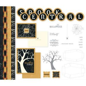 Spook Central Designer Ensemble for MDS #127589 at Wild West Paper Arts