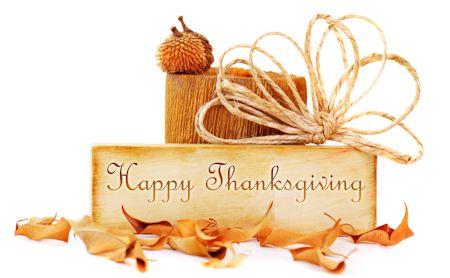Happy Thanksgiving at WildWestPaperArts.com