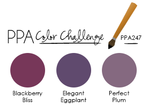 PPA247 Color Challenge at WildWestPaperArts.com