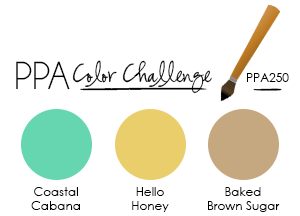 PPA250 Color Challenge with the Pals