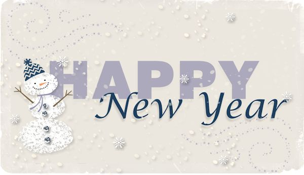 PPA234 Happy New Year 2015 at Wild West Paper Arts