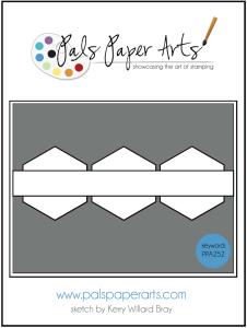 PPA252 Sketch Challenge with Pals at WildWestPaperArts.com