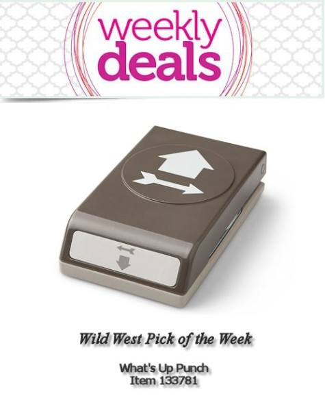Weekly Deals February 17-23Wild West Pick of the Week What's Up Punch #133781