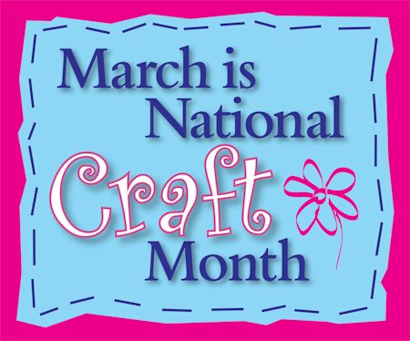 National Craft Month at WildWestPaperArts.com