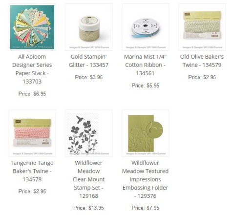 Weekly Deals March 10-16 2015 at WildWestPaperArts.com
