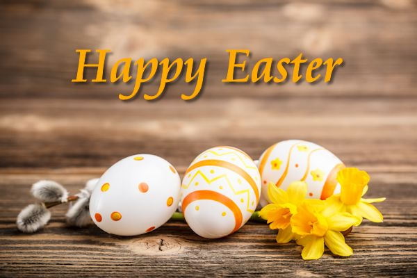 Happy Easter 2015 from WildWestPaperArts.com