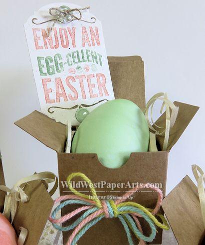 Easter Egg Coloring at WildWestPaperArts.com