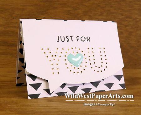 Paper Pumpkin Gift Card at WildWestPaperArts.com