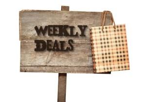 Weekly Deals at WildWestPaperArts.com