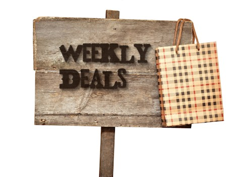 Weekly Deals May 5-11, 2015 at WildWestPaperArts.com