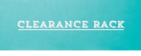 Clearance Rack at WildWestPaperArts.com