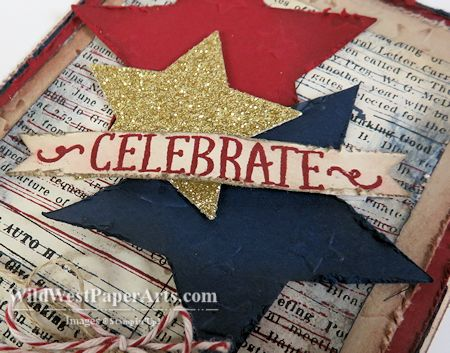 Celebration Time at WildWestPaperArts.com