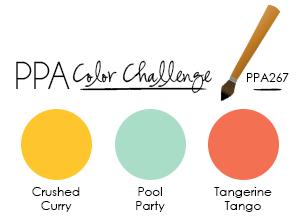 PPA267 Sketch Challenge with Pals at WildWestPaperArts.com