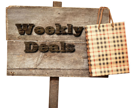 Weekly Deals at WildWestPaperArts.com