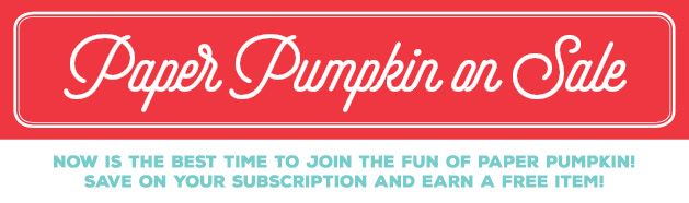 Paper Pumpkin Special 2016 at WildWestPaperArts.com