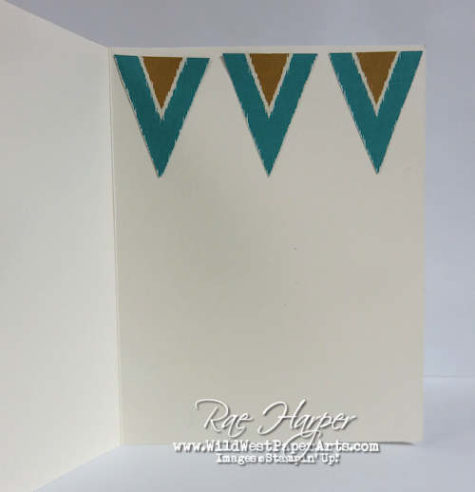 Bohemian Style Thank you at WildWestPaperArts.com