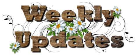 Weekly Updates April 5, 2017 at Wild West Paper Arts