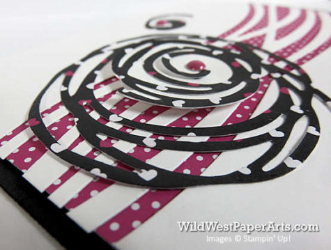 Swirly Scribbles at WildWestPaperArts.com