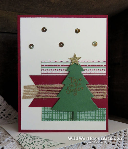 Perfect Seasonal Moments at WildWestPaperArts.com