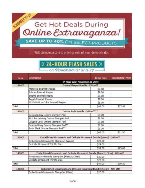 Online Evergreen Sale at Wild West Paper Arts