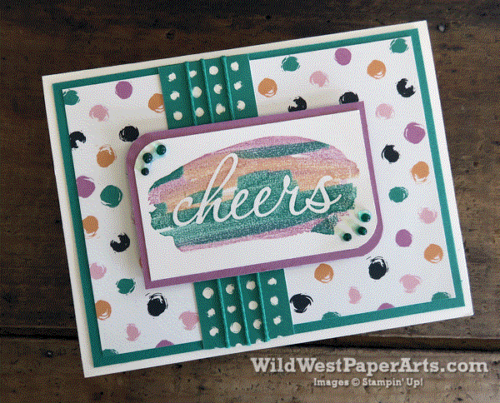 Retiring Playful Palette at Wild West Paper Arts