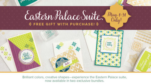 Eastern Palace Suite at Wild West Paper Arts