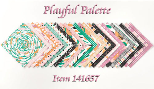 Retiring Playful Palette DSP 141657 at Wild West Paper Arts