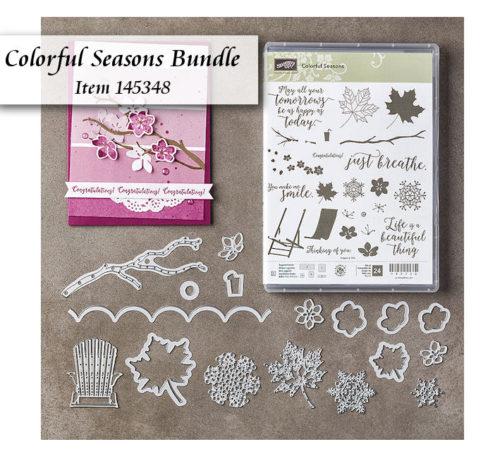 Colorful Seasons Bundle 145348 at WildWestPaperArts.com