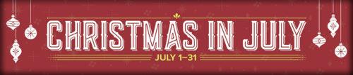 Christmas in July at WildWestPaperArts.com