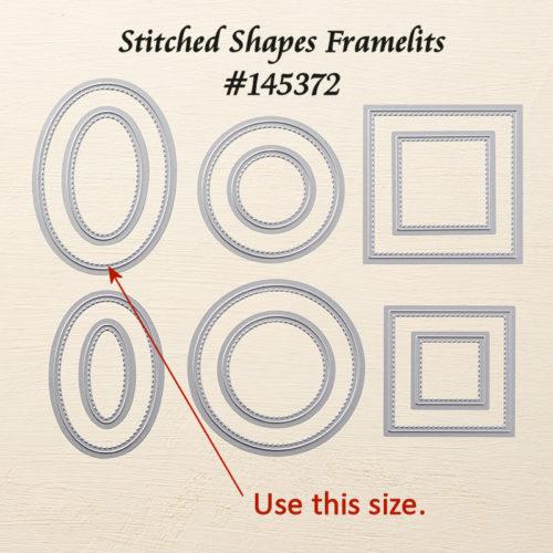 Stitched Shapes Framelits 145372 at WildWestPaperArts.com