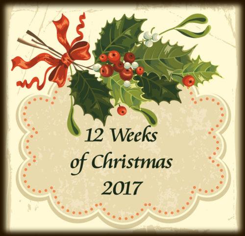 Twelve Weeks of Christmas Projects 2017 from WildWestPaperArts.com