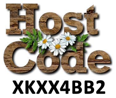 Host Code at WildWestPaperArts.com