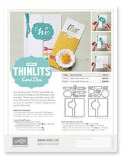 Thinlits Flyer Thumbnail