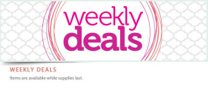 Weekly Deals at WildWestPaperArts.com - #Now that's Wild!