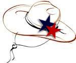 Patriot Hat at WildWestPaperArts.com