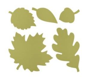 Wild West Paper Arts Autumn Accents Bigz Die #127812