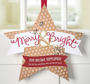 Stampin' Up! Holiday Supplement 2014 at Wild West Paper Arts