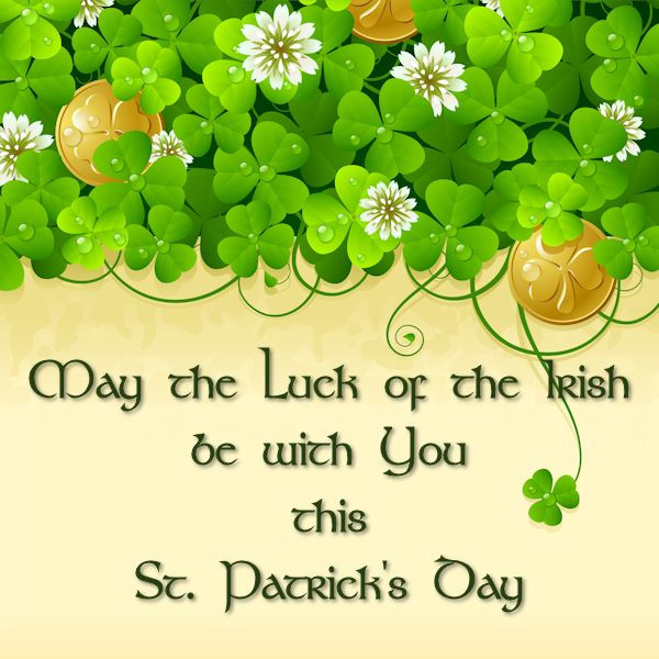 Celebrate Saint Patrick's Day at WildWestPaperArts.com